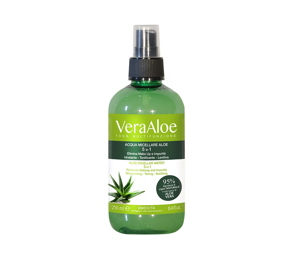 VERALOE 5 IN 1 MICELLAR WATER