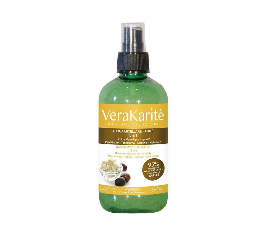 VERAKARITÈ 5 IN 1 MICELLAR WATER