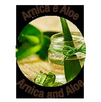 Arnica e Vera Aloe