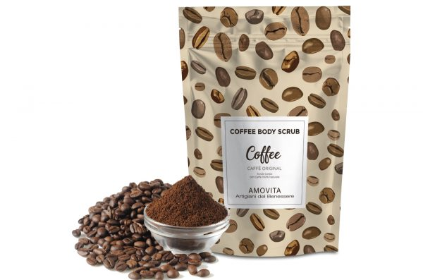 coffee body scrub original
