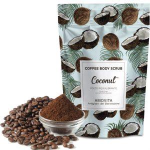 coffee body scrub cocco