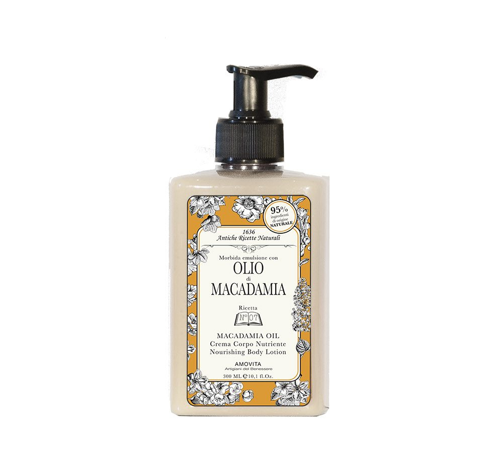 MACADAMIA BODY LOTION